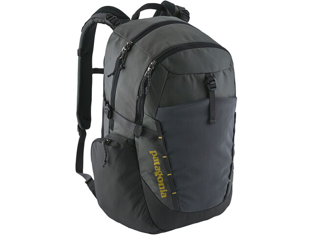 Patagonia Paxat Backpack 32L Men, forge grey w/textile green